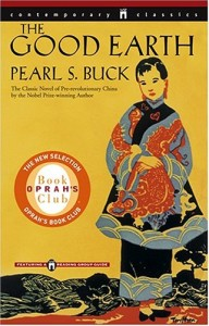The Good Earth by Pearl S. Buck inspires me, Ramona McKean