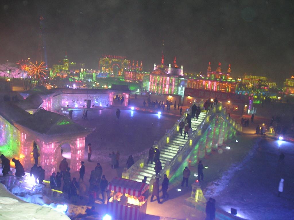 Harbin Ice Festival 2005