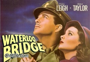 "Auld Lang Syne comes to China via a beautiful and sad English movie from the 1940's, ""Waterloo Bridge"" starring Vivien Leigh and Robert Taylor."