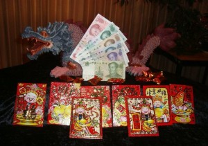 Red Envelopes and Chinese Money