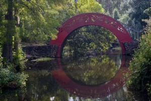 Chinese Style Moonbridge Bellingrath Gardens