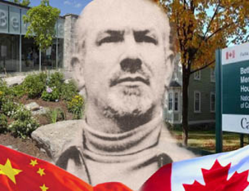 Dr. Norman Bethune, China's Canadian Hero, Fate or Destiny? (Part I)