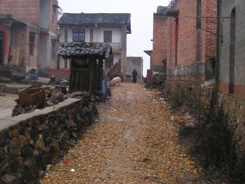 Old World China, Jiangxi Province