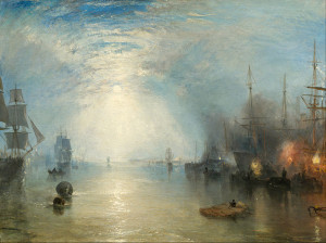 JMW Turner-Keelmen-Heaving Coals by Moonlight