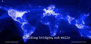 Building bridges, not walls