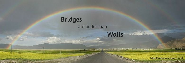 bridges better than walls