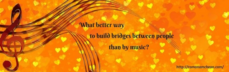 music to build bridges between people