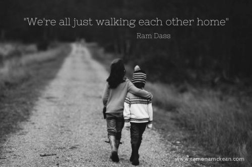 walking each other home ramona mckean
